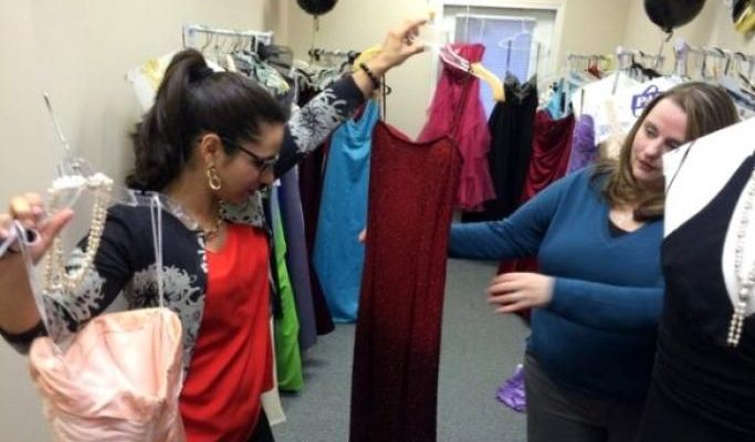 0fbb97e36594 6th ANNUAL 'PRINCESS PROM' PROJECT UNDERWAY TO PROVIDE FREE FORMAL DRESSES  TO YOUNG LADIES