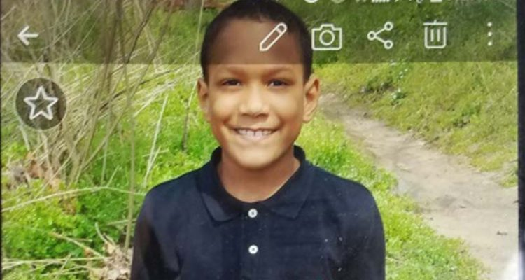 Missing 8 year old hamilton nj Ivan Sherwood III