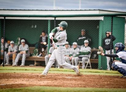 CJ Pittaro freshman steinert baseball