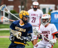Hamilton West Boys Lacrosse defeats Nottingham 15 to 4