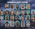 "Major Hamilton Heroin Drug Trafficker busted in ""Operation Maple Empire"""