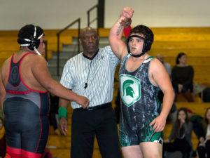 Anthony Bencivengo Wrestling Steinert
