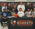 Five More Hamilton Hornets to Continue Football Career in College