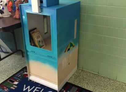 LKisthardt Elementary School's Little Free Library