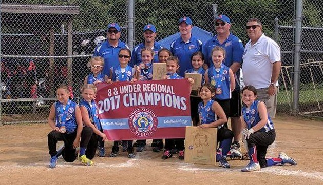 HGSA 8U Blue Hurricanes headed for Babe Ruth World Series after