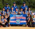 HGSA Hurricanes 8u State Champs seek community help to fund Florida World Series Trip