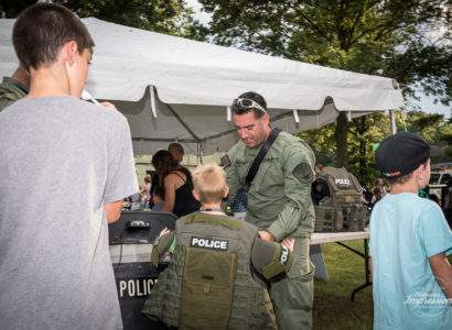 Hamilton Police National Night Out.