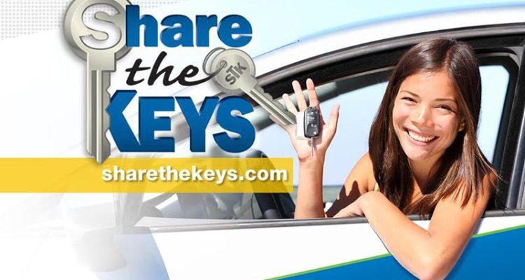 Share the keys NJM Nottingham