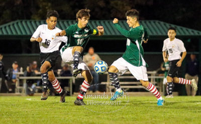 Steinert vs West Soccer Patriot games