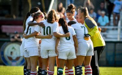 Steinert girls soccer