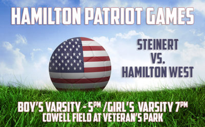 hamilton patriot games veterans park