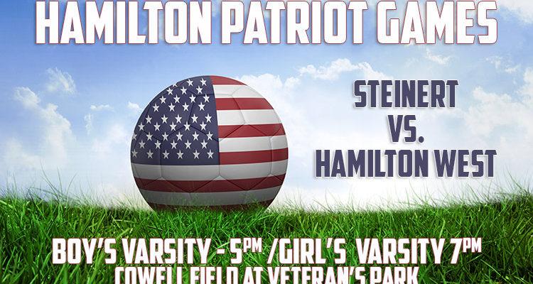 hamilton patriot games veterans park