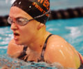 Hornets boys and girls swim teams have good efforts in their first wins of the season