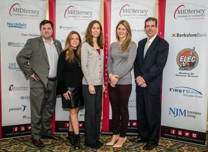 MIDJersey 2018 Gala Honorees
