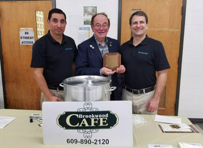 Brookwood Cafe Soup for you 2018