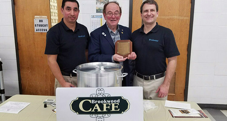 Brookwood Cafe Soup for you 2018