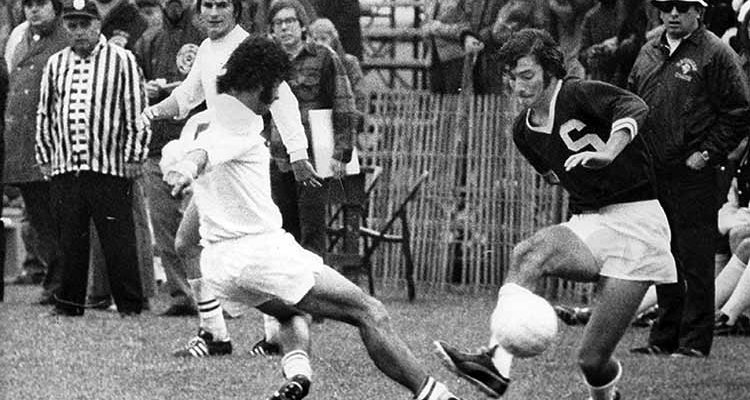 George Caruso steinert soccer