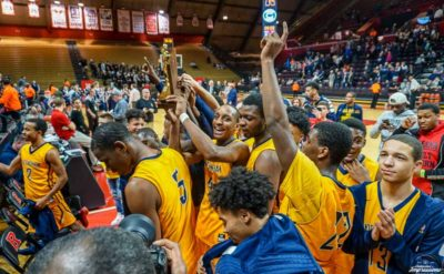 Nottingham Basketball Group III Championship