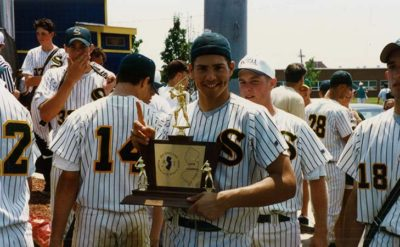 Carlos Brackley Steinert Baseball