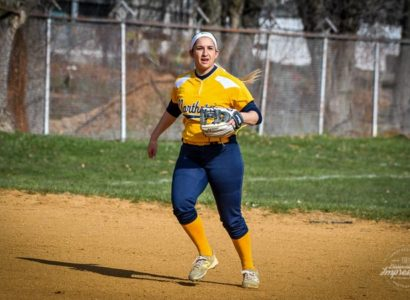 Ileana Nyktas Nottingham Softball