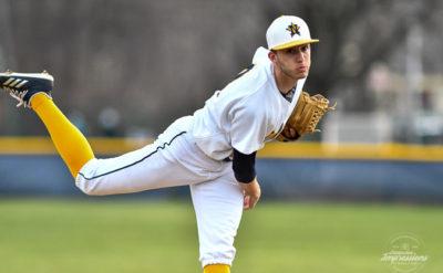 Nick Houghton Nottingham High School baseball