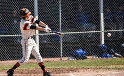 Ryan Beczo Hamilton Hgih west baseball
