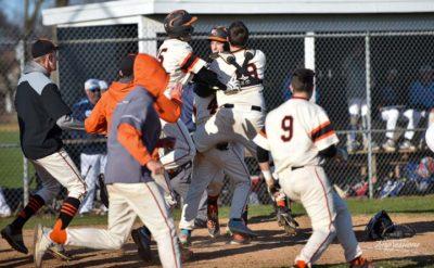 Mason Fitzpatrick Hamilton West Baseball