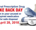 Mercer County Sheriff Kemler to Collect Unused-Expired Prescriptions Drugs on April 28
