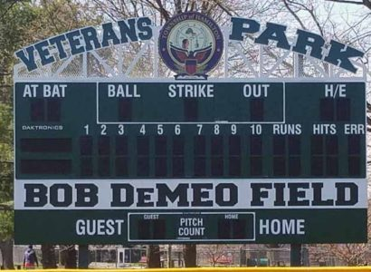 Veteran Park DeMeo Field