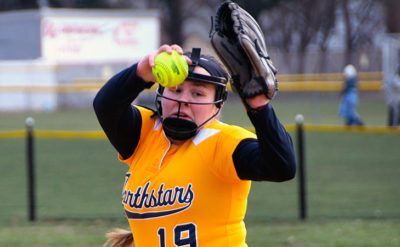 heather Clevenger Nottingham Softball CJ III Softball