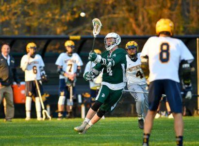 Jared Dudich steinert lacrosse