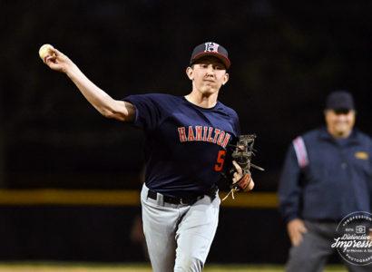Tim Sharpley Hamilton west baseball