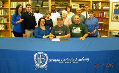 Sam Raymond Trenton Catholic Academy