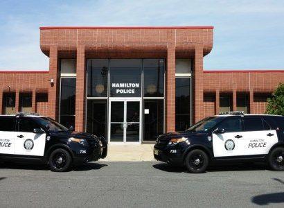 Hamilton police hamilton nj death by auto