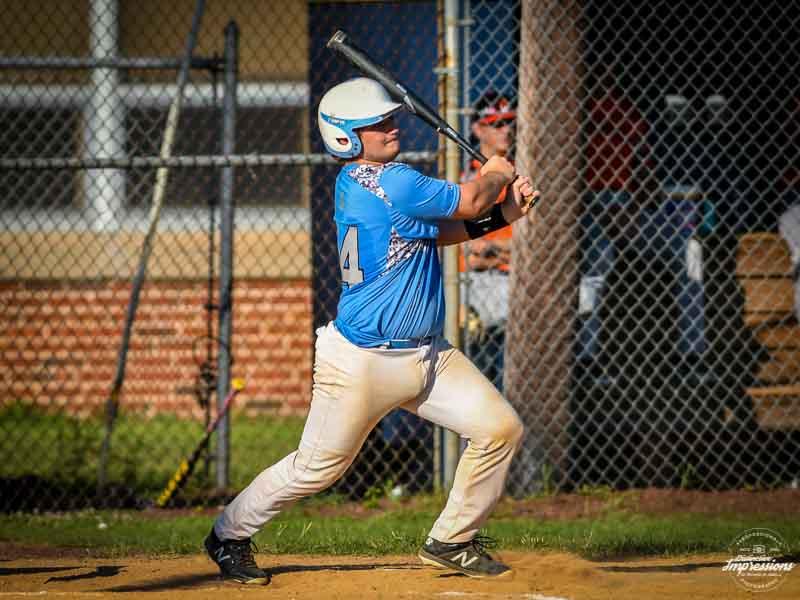 Jack Parker North Hamilton American Legion Baseball