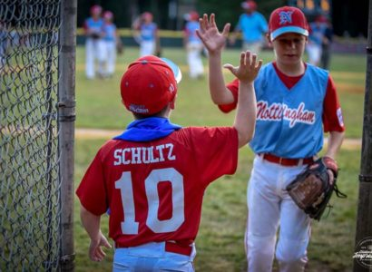 Ryan Schultz Nottingham Little League