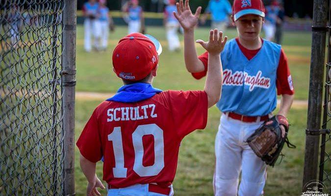 Ryan Schultz Nottingham Little League