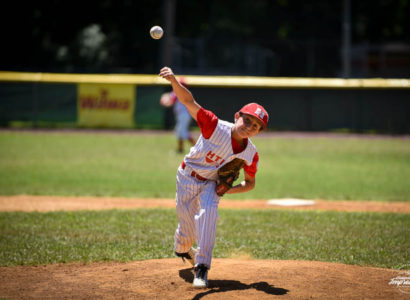 Luke Nelson HTRBA Little League