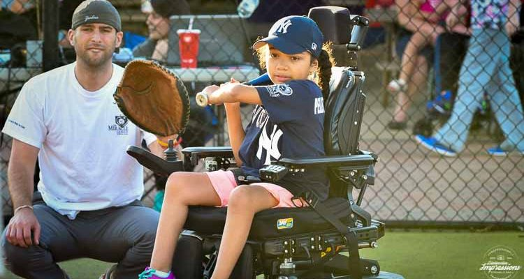 Miracle League All Star Game with Trenton Thunder