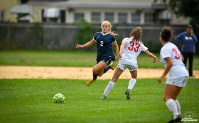 Gia Girman Nottingham High School Girls Soccer