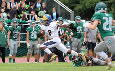 Ja'ier Nelson Nottingham Football