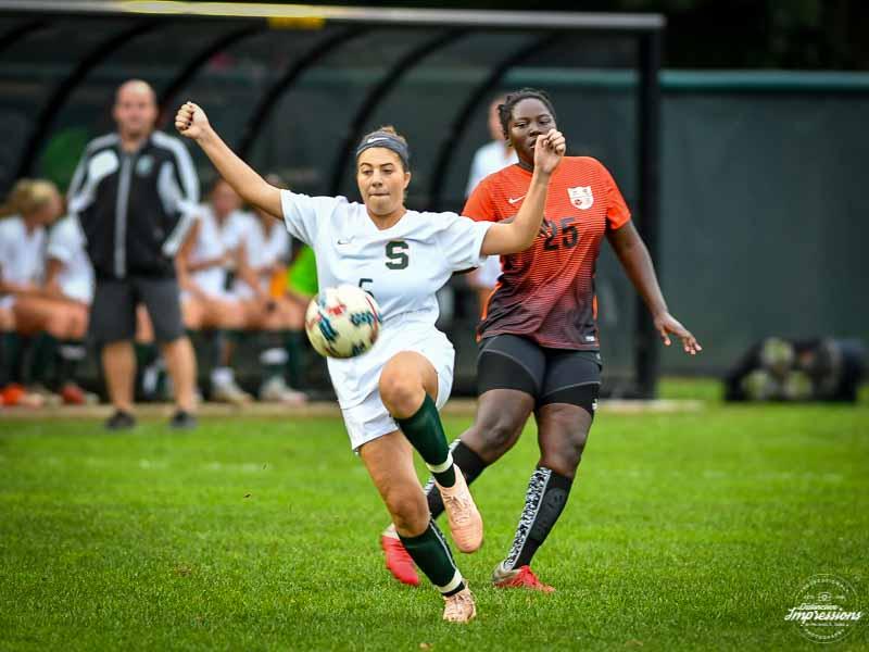 Brianna Papamanolis Steinert Soccer