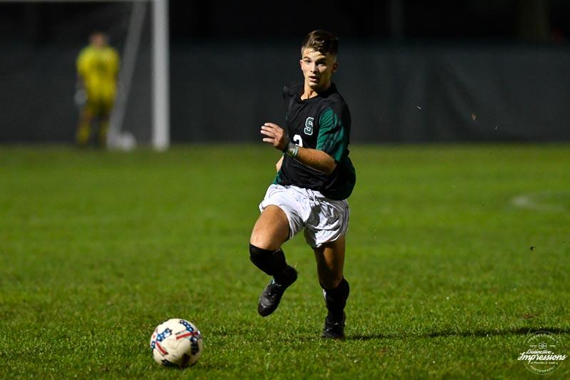 Justin Bruno Soccer Steinert