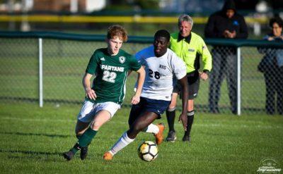 Mason Walczak Steinert boys soccer