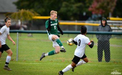 Frank DiNatale Steinert boys soccer