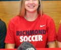 Lucchesi headed to Richmond for soccer
