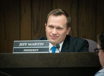 Jeff Martin Hamilton Council President