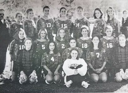 1996 steinert Girls soccer team