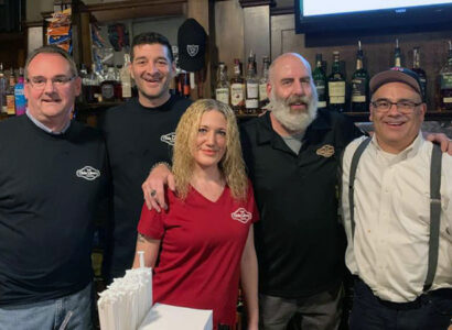 Liberty Tavern send hunger packing