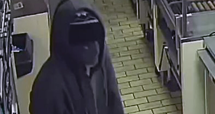 7-11 robbery lalor street suspect